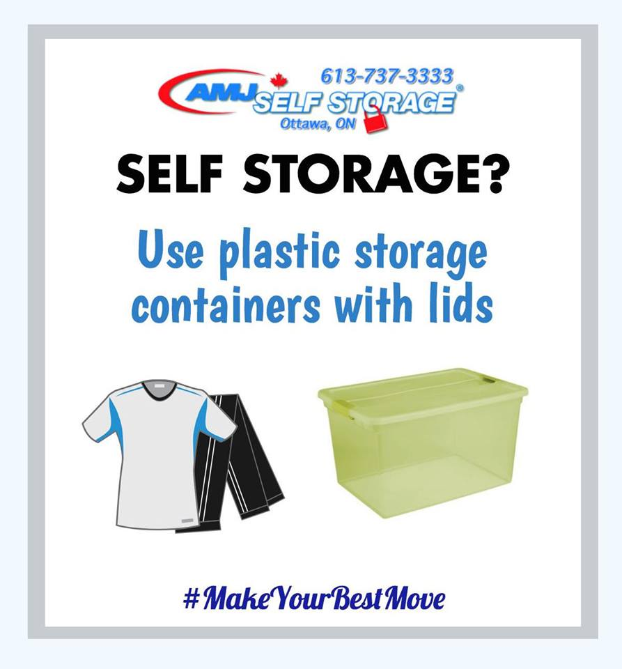 Self Storage Tip