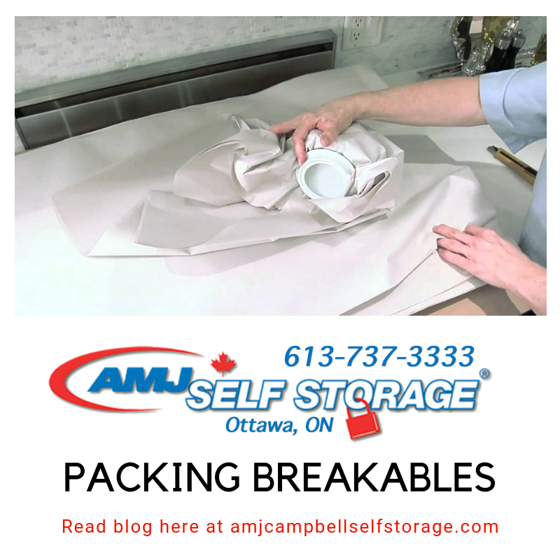 Packing Breakables